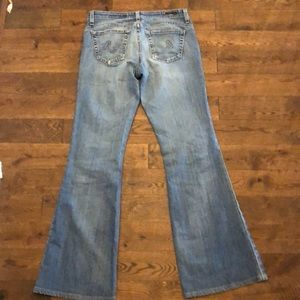 AG Jeans - AG the legend boot cut jeans